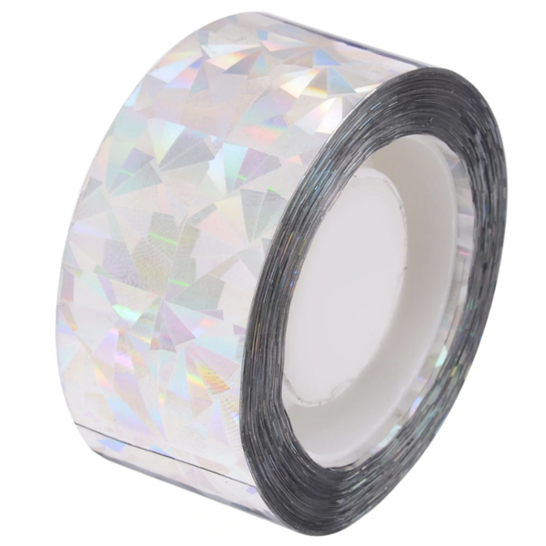 Bird Repellent Tape - 90m Rolls (FREE Delivery for x3 or more rolls) 1